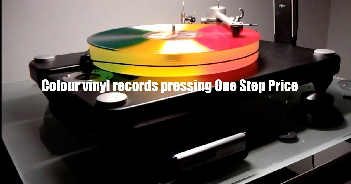 2020 Prices Colour vinyl records pressing